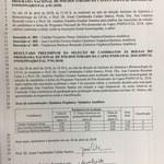 Homologação das inscrições PNPD/PPGQB 2018