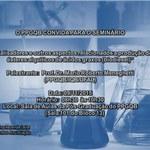 O PPGQB convida para o seminário do dia 09/11/2015