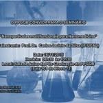 O PPGQB convida para o seminário do dia 16/11/2015