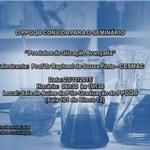 O PPGQB convida para o seminário do dia 23/11/15