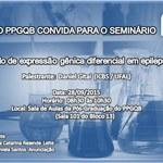 O PPGQB convida para o seminário do dia 28-09-2015