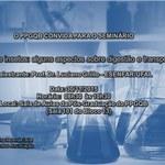 O PPGQB convida para o seminário do dia 30/11/2015