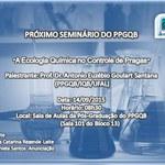 Próximo Seminário do PPGQB (14/09/15)