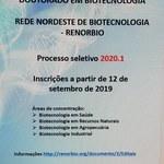 PROCESSO SELETIVO 2020.1